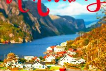 Vacation: Norway