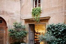 Lifestyle Lazio / Life in Lazio: Home decor and architecture in Rome and beyond.