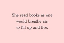 Books & Quotes / Book quotes and other stuff related to literature