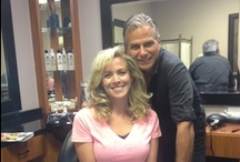 A Visit from 95.5's Brooke Taylor / Brooke Taylor, a co-host on 95.5 THE FISH came into Jeffrey Paul salon today for a full makeover! We had so much fun! Thank you for coming in Brooke!  / by Jeffrey Paul Salon - Restoring Beautiful Hair