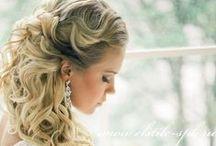 Hairstyles / Inspiração para Noivas & Festas