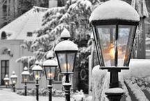 Estação - Inverno / Frio