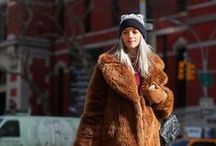Fur street / Inspiration for Casual looks.