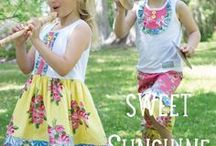 Sweet Sunshine Collection
