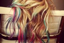 Beauty + Hair / For when you're feeling fancy, or at least for when you think you're feeling fancy.