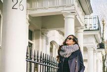 City Street Style - London / London Street Style!