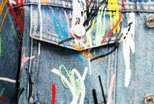 Denim Dreams / all things denim. A classic fabric that never gets old or goes out of style.