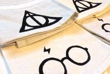 Harry Potter / Try to tell us Harry Potter isn't real...we dare you!