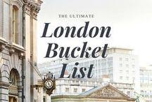 Secret London /  London girls  who live and love London share their insider tips on Secret London.
