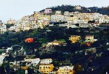 Italy • Campania / •We import Italian ceramics from Vietri sul Mare on the Amalfi Coast, in the region of Campania, and we took some of these photographs on buying trips while others are from Pinterest•