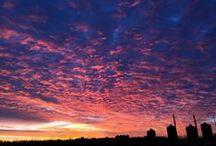 Couchers de soleil | Sunsets