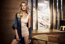 Key Visuals 2016 Ladies / Image campaign 2016 of the world's finest underwear by Zimmerli of Switzerland
