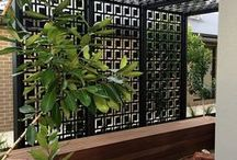 Pergolas / Landscape shade structures.