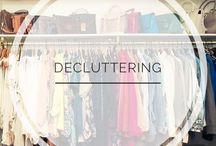Расхламление/Decluttering / Decluttering