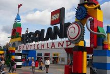Legoland with kids