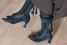 Fashion / Costuming / by Miyou Charaxe