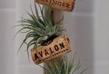 Cork DIYs / #Upcycle your Volcano Winery #corks!