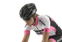 Novel Cycling Gear (Women) / Stylish and/or unique cycling gear for women.