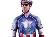Novel Cycling Gear (Men) / Fascinating cycling gear for men.