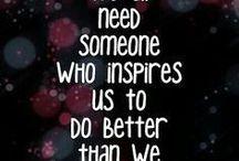 Inform, Inspire, Innovate / leadership, motivation,creativity, ideas, awareness