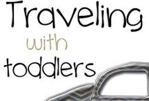 Traveling with Your Little Monkeys / The in's and out's of traveling with babies and toddlers