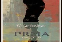 Pink Ladies Support Group / Join the Pink Ladies, a group of women coming together at all stages of their journey to offer support and advice.   http://prma-enhance.com/useful-resources/prma-pink-ladies  #breastcancer #supportgroup