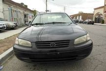 Used 1997 Toyota Camry for Sale ($2,600) at Paterson, NJ / Make:  Toyota, Model:  Camry, Year:  1997, Body Style:  Tractor, Exterior Color: Black, Vehicle Condition: Excellent,  Mileage:177,000 mi, Engine: 6Cylinder 3.0L V6 DOHC 24V, Fuel: Gasoline Hybrid, Transmission: Automatic.   Contact; 973-925-5626   Car Id (56648)