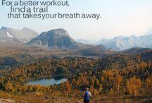 Trail running & workout / by Stéphane Ecuyer