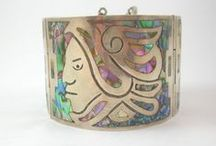 Vintage Mexican Jewellery / 20th Century Designs in Silver from Mexico