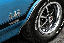 Oldsmobile / by Potsie Weber