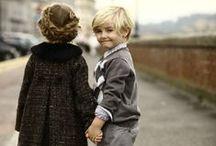 Kids Fashion / Fashionable children . Cute!