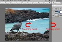 Photoshop / Photoshop, Tutorial, Shapes, Fonts, Styles
