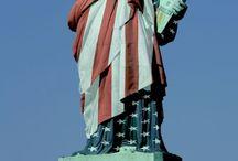 Lady Liberty / by Lady K