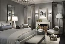 Mood Board / Hollywood glamour decor inspirations