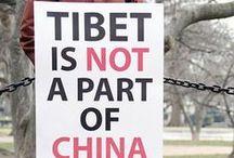 T i b e t❉ / O Tibete é uma região de planalto da Ásia, um território disputado situado ao norte da cordilheira do Himalaia..O Tibet  é uma região autônoma da China com importante tradição budista.Lhasa-capital cidade onde residia o Dalai Lama, líder espiritual e governador do Tibet de 1940 até o seu exílio em 1959. A região possui 2,8 milhões de habitantes. A capital é Lhasa, situada a 3.700 metros de altitude. / by Micah Forsado