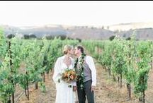 Vineyard Weddings and Events / Host the day of your dreams at Volcano Winery, or use Volcano Winery corks and bottles to DIY your perfect event!