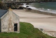 ~A Castle in Shetland Hills~