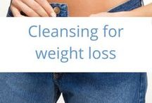 Cleansing for Weight Loss /  Lose weight naturally and quickly without deprivation! You'll feel beautiful and ageless with glowing skin and endless energy by shedding toxins that are giving your body extra kilos.