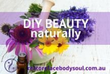 DIY BEAUTY | naturally / DIY Beauty that you can make at home.