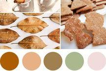 Colour Wedding Pallete / Wedding colour, bride
