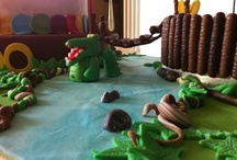 Leonardo's cake 1 year