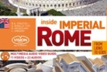 New ebook tour: Inside Imperial Rome / An amazing multimedia audio-video guide, with 11 video reconstructions and 23 audio of the most famous Rome's monuments and museums. Available on iBookstore: https://itunes.apple.com/us/book/inside-imperial-rome/id639606024?mt=11&uo=4
