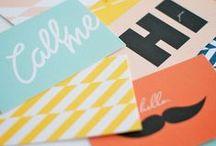 Idée design & identité visuelle / beaucoup de vrac, des univers mais surtout du brand design