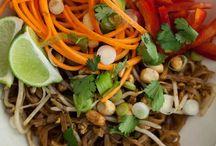 Recipes to Cook / Mostly Vegan / by Jenny Mason