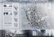 A l APREB / Architectural Presentation Board