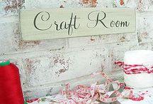 Happy Craftrooms