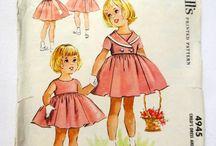 Vintage Patterns & More