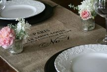 Lovely table & More.....