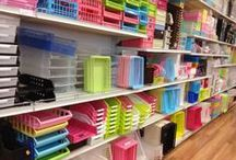 Container Organizing Ideas / Containerize! Everything that can be organized in a container