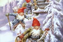 Kabouters, gnomes, tomtes 2